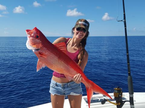 Fishing Charter - Captain Mike Taute