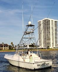 Fishing Charter - Captain Wayne Albert