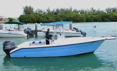 26' Cobia CC w/ 250 HP 4-Stroke (Boat 1)
