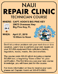 NAUI Repair Technician Course