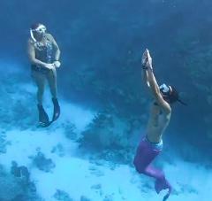 SSI Ocean Mermaid Course for the Key West Mermaid Festival