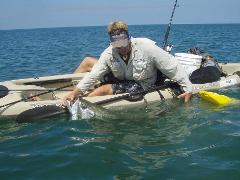 Kayak Fishing - Daytime @ Castaways