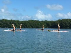 SUP Yoga  EcoTour @ Tarpon Creek
