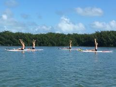 SUP Yoga  EcoTour @ Tarpon Creek