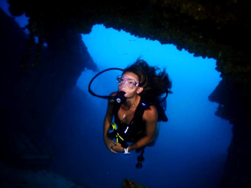 Thunderbolt Wreck Dive Trip