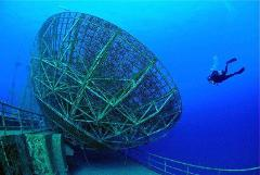 Key West Vandenberg Wreck Dive Trip