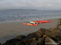 4 Hour Brunswick to St. Simons Kayak Tour