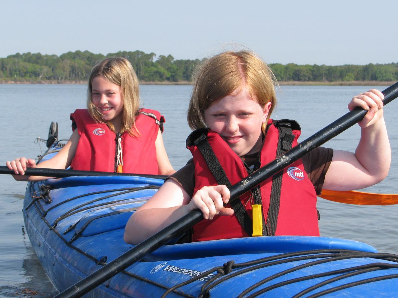 Marsh Explorers Kid's Day Camp