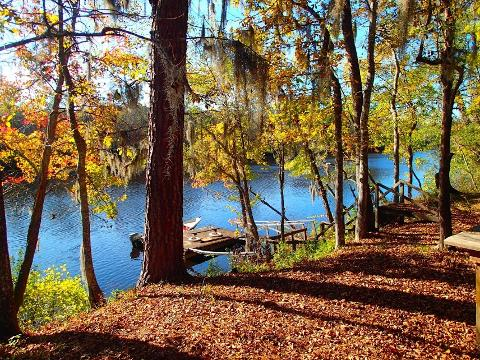 Satilla River Kayak/Canoe Rental for Georgia River Network April 1-2