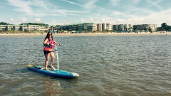 Hobie Eclipse (pedal-driven) Paddleboard Rental