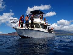2 Tank Boat Dive and/or Snorkeling Trip (Tues-Thurs-Sat)