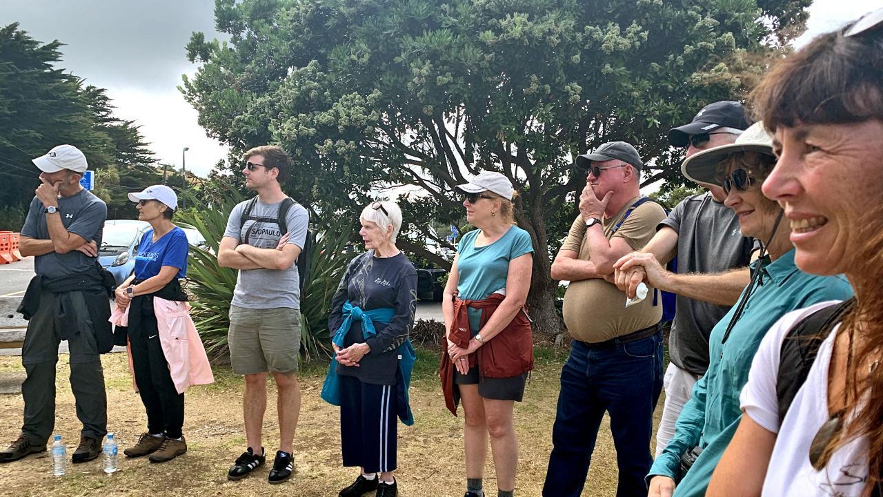 Waiheke Wander Private Group Walk