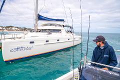 Bareboat & Sportfishing Package - 7 Nights on board Cattitude