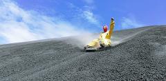 1 Day - Volcano Boarding