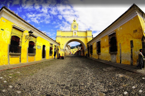 Antigua Full Day w/ Lunch from Guatemala City
