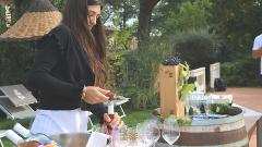 Visita nella cantina e tenuta Trerè con degustazione di vino e prodotti del territorio