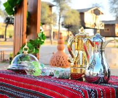 Dine In The Desert Package