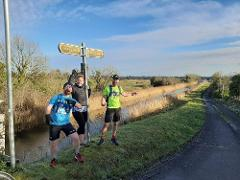 NEWCOMEN BRIDGE, DUBLIN - MULLINGAR | SELF-GUIDED RUNNING HOLIDAY