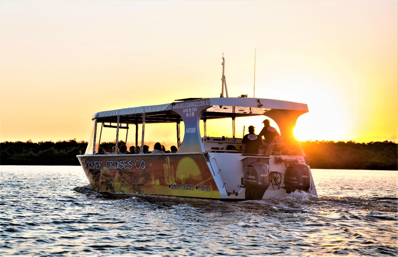 Sunset Cruise on the Fitzroy River
