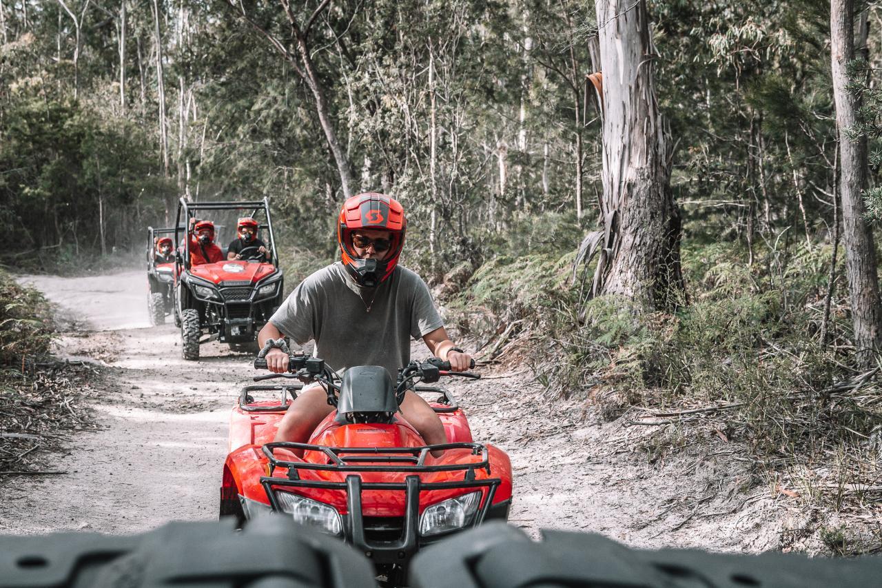Half Day ATV Explorer - RIDER