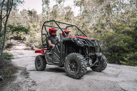 Half Day ATV Explorer – RIDER Tasmania Australia