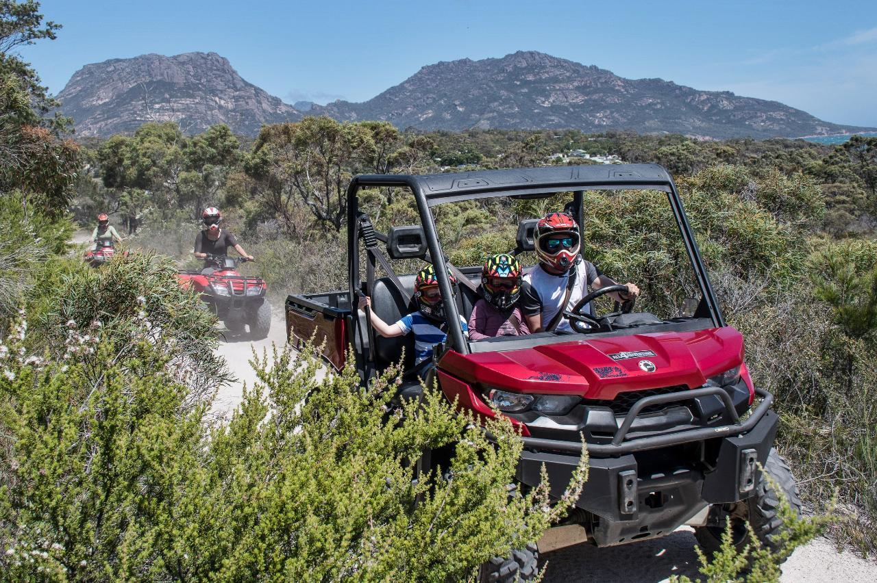 2 Hour ATV Adventure - PASSENGER