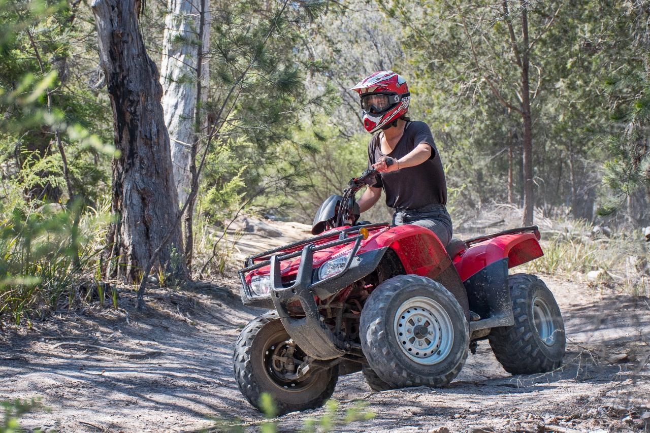 2 Hour ATV Adventure - RIDER