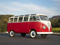 1961 VW 23-Window Samba Microbus