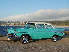 1957 Chevy Bel Air Coupe