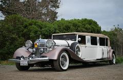 1937 Mercedes Landaulet Limo