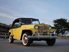 1949 Willy's Overland Jeepster