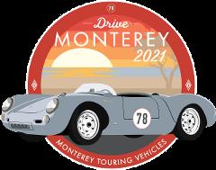 Drive Monterey Road Rally-08/28/2021