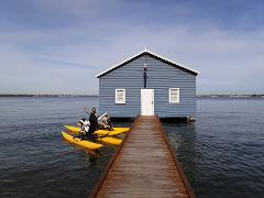 Blue Boatshed Adventure Pedal