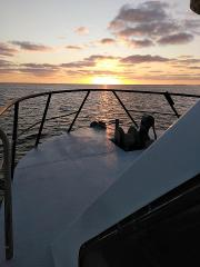 Sunset Geraldton Harbor Cruise