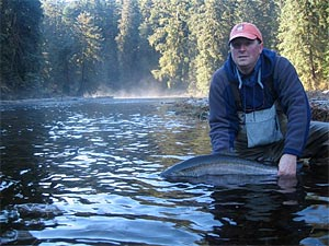 Ketchikan Fly-in Fishing Tour