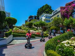 Gift Certificate:  Private Segway Tour:  Wharf & Hills of San Francisco