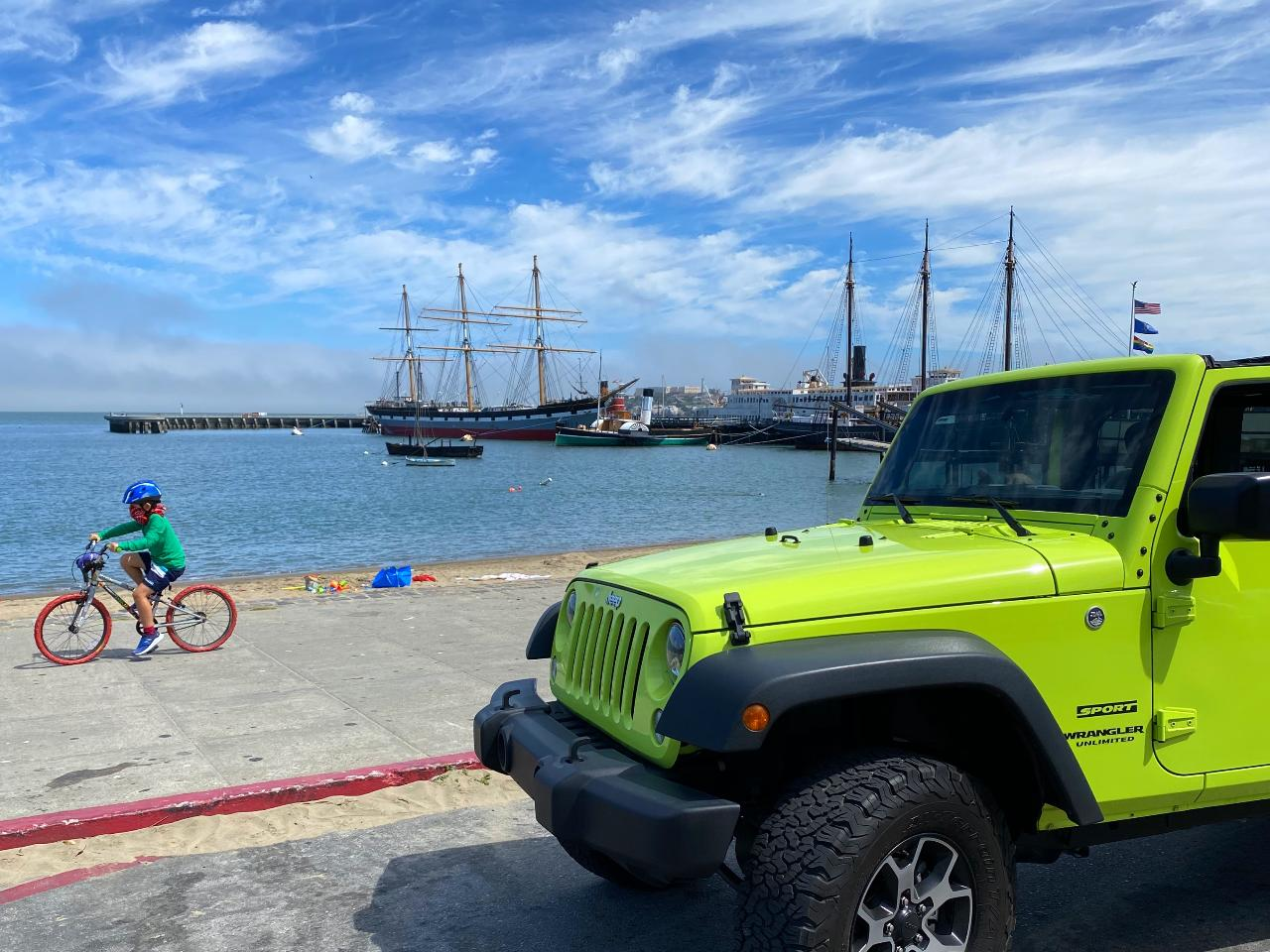 San Francisco Jeep Tours - Private Group Craft Beer Crawl