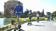 Golden Gate Park: Team Building - Electric Scooter Scavenger Hunt