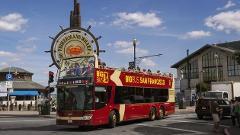 Big Bus - Panoramic Night Tour