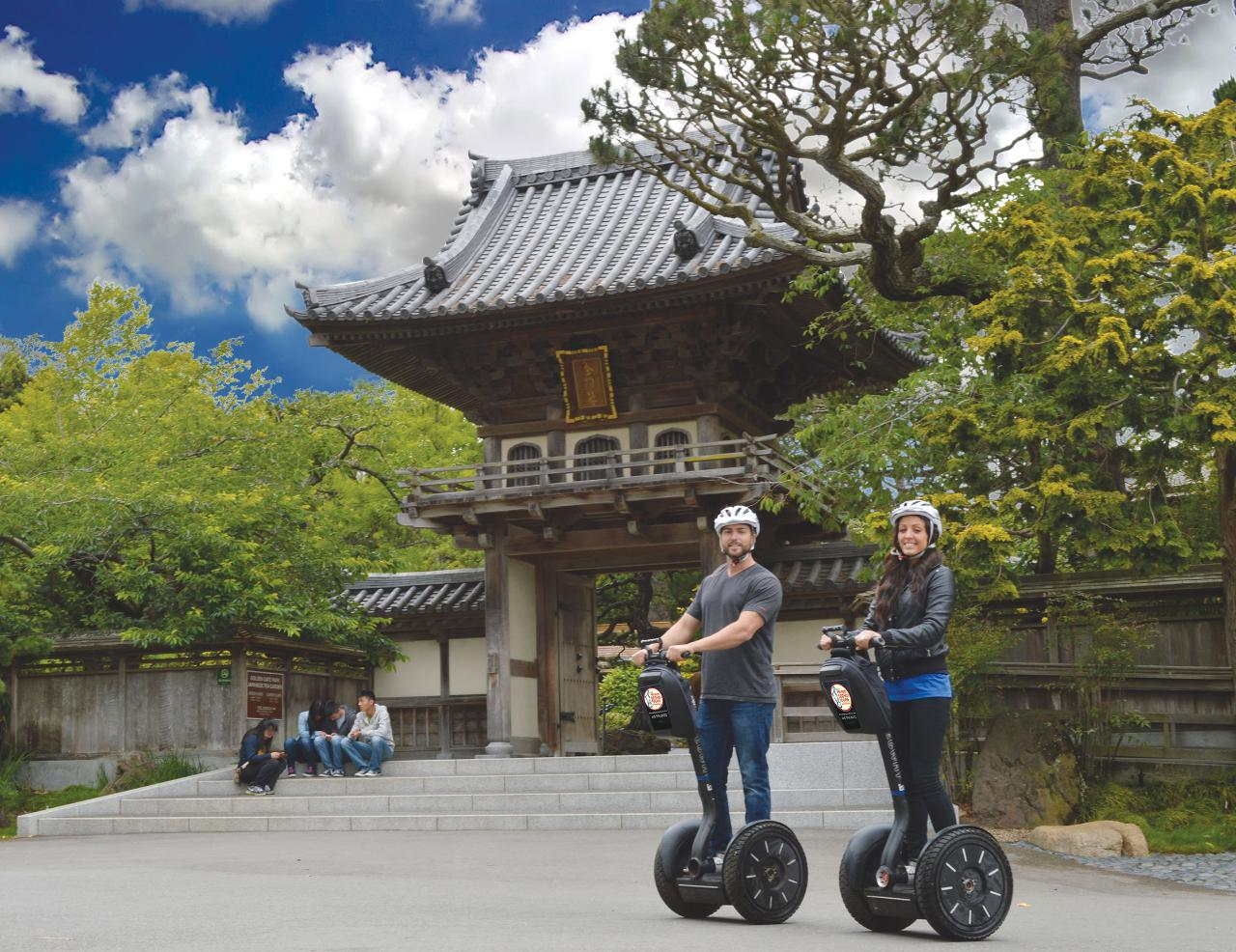 Gift Certificate: Private Segway Tour: Golden Gate Park