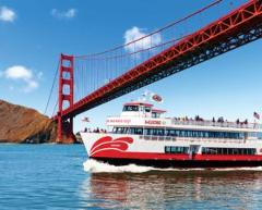 Red and White Fleet - Golden Gate Bay Cruise