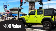 $100.00 Value Gift Certificate Private Jeep Tours