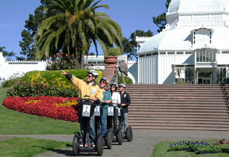 Advanced Golden Gate Park Segway Tour