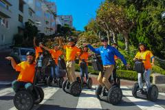 417 Group: Team Building - Segway Scavenger Hunt