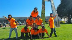 Golden Gate Park: Team Building - Segway Scavenger Hunt