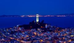 San Francisco Jeep Tours - Sundown or Night Private Jeep Charter