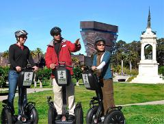 Combo Pack: Golden Gate Park Segway Tour  PLUS Advanced Hills and Crooked Street Segway Tour