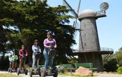 Park Segway Tour to Ocean Beach & Windmills