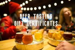 Gift Certificate for Lucky Tuk Tuk - Private Group Craft Beer Crawl - 4 Guests