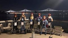 Large Group: Private Segway Tour: Chinatown by Night